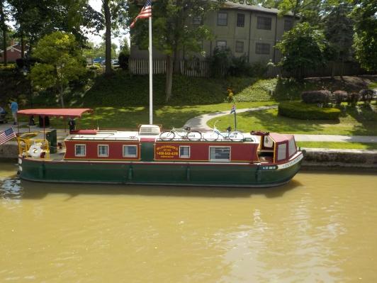 Mid Lakes Boat