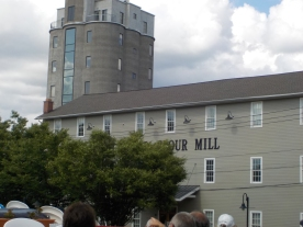 Pittsford Flour Mill building