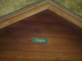 Aspen sign