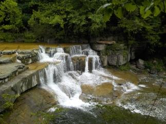 TF - smaller falls
